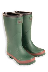 Green Infant Warm Wellies
